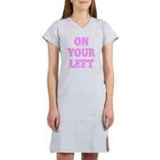 OYL_Pink Women's Nightshirt