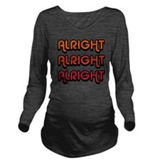 Dazed and Confused M Long Sleeve Maternity T-Shirt