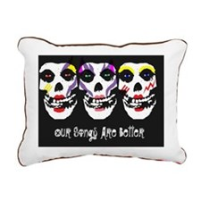 Misfits Rectangular Canvas Pillow