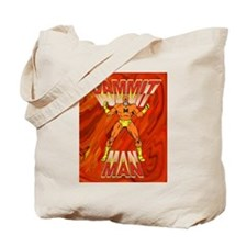 """DAMMIT MAN"" Tote Bag"