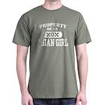 Property of an Asian Girl Dark T-Shirt