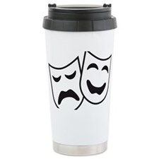 theatre Ceramic Travel Mug