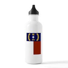North Carolina United  Sports Water Bottle