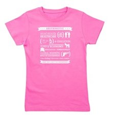 Republican Math Girl's Tee