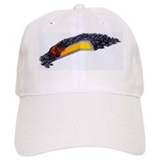 Lava tube formation Baseball Cap