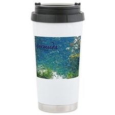 Bermuda Ceramic Travel Mug