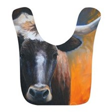 Long Horn by Dawn Secord Bib