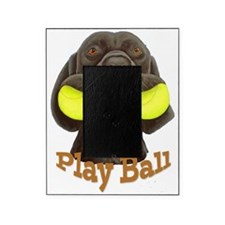 Play Ball, Labrador with Tennis Ball Picture Frame