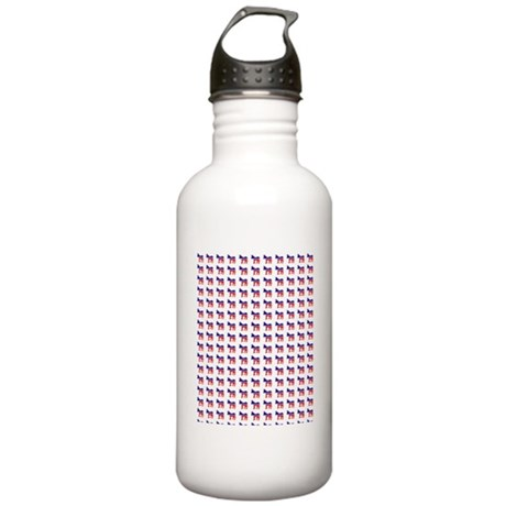 Democrat Party Donkey Stainless Water Bottle 1.0L
