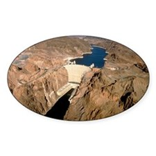Hoover hydroelectric dam, Colorado  Decal