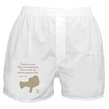THE INFINITE PASSION OF LIFE Boxer Shorts