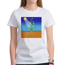 Photosynthesis, artwork Tee