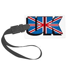 united kingdom flag Luggage Tag
