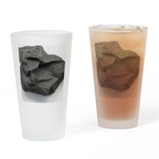 Sample of shale Drinking Glass