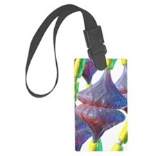 Synapses, artwork Luggage Tag