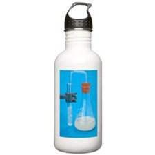 Test for carbon dioxid Water Bottle
