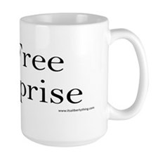 I Love Free Enterprise Mug
