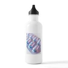 Antibiotic tablets Water Bottle