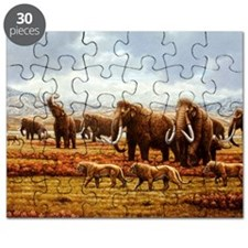 Woolly mammoths Puzzle