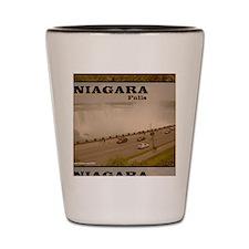 Niagara Falls Calendar Shot Glass