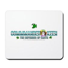 Commander Keen Mousepad