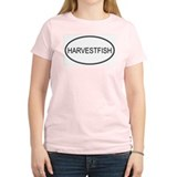 Oval Design: HARVESTFISH T-Shirt