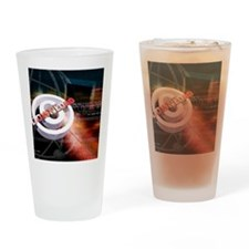 Internet theft Drinking Glass