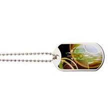 Interstellar spaceship Dog Tags
