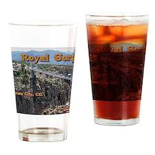 Royal Gorge Calendar Drinking Glass