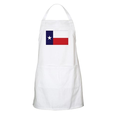 Texas Flag BBQ Apron