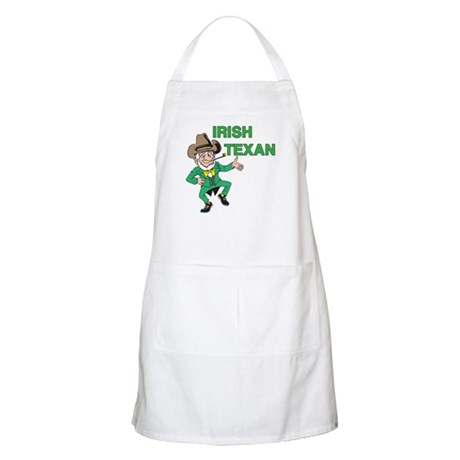 Irish Texan BBQ Apron