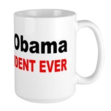 anti obama worst presdarkbumpl Mug