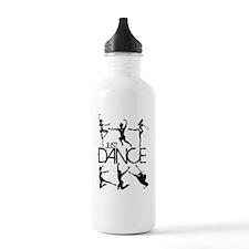 Just Dance Water Bottle