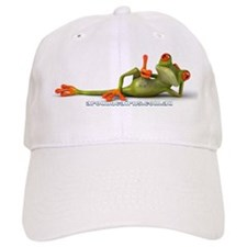 Around Cairns Frog relaxing Baseball Cap