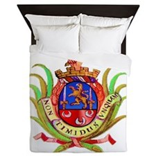 McLaughlin Queen Duvet