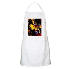 Assorted Lego bricks and cogs Apron