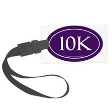 10K Run Achievement Luggage Tag