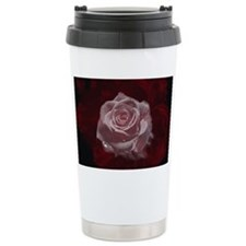 Fantasy Rose Ceramic Travel Mug