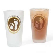 RCP logo Drinking Glass
