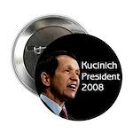 Ten Pack Kucinich President 2008 Buttons