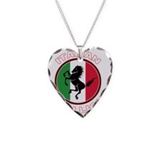Italian Stallion Necklace