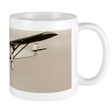 Lindbergh's Spirit of St Louis airplane Mug