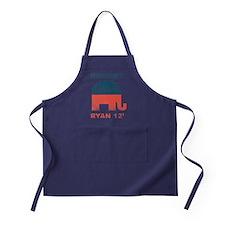 Romney Ryan 2012 Apron (dark)
