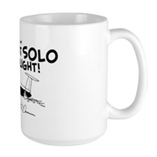 First Solo Flight (Glider) Mug