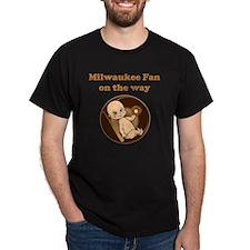 Milwaukee fan on the way T-Shirt