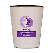 LBDA Keyring Shot Glass