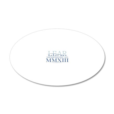 2013 Swap T 20x12 Oval Wall Decal