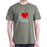 I Love Balzac T-Shirt
