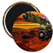 Mars mining vehicle Magnet
