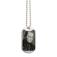 Auguste Comte, French philosopher Dog Tags